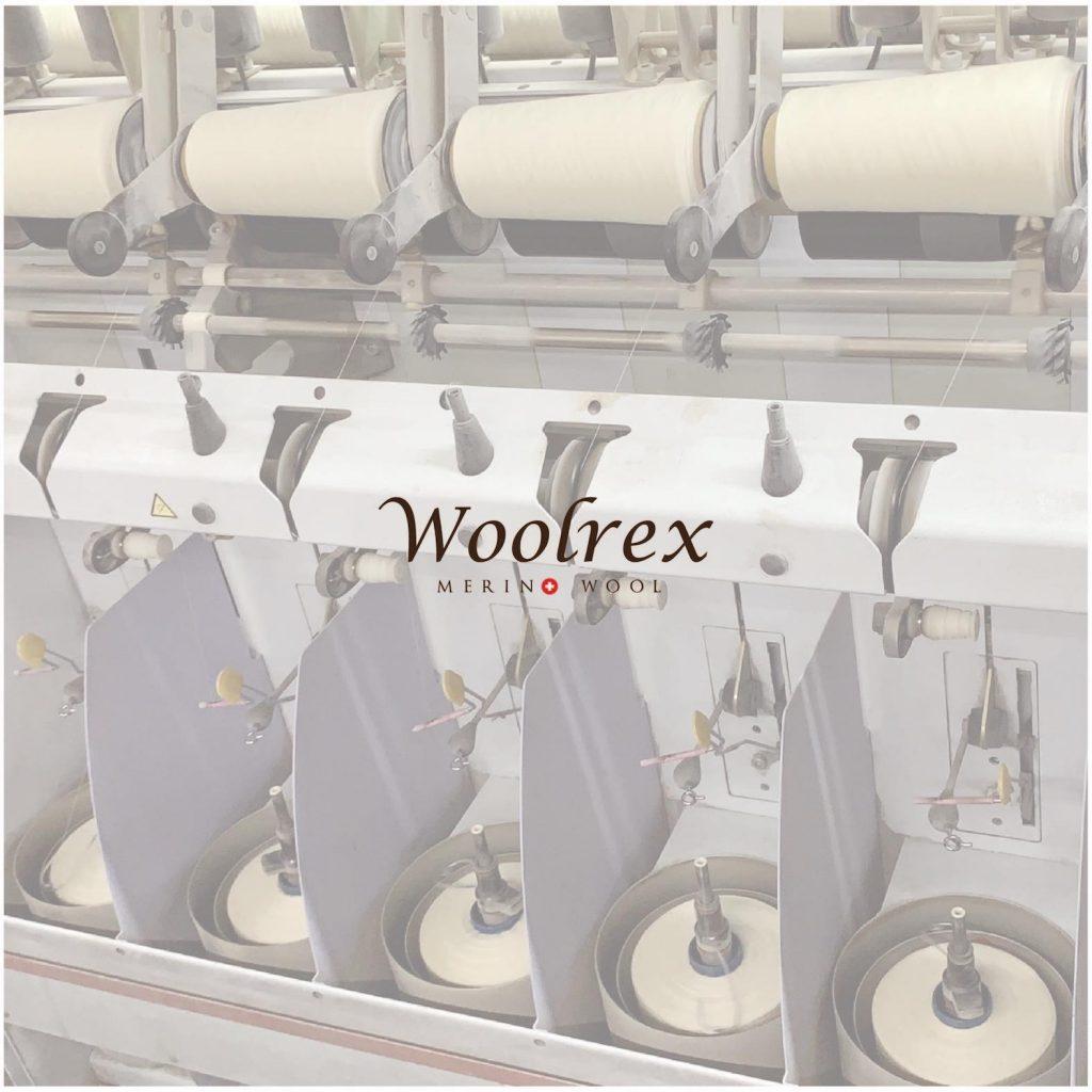 wool process yarn